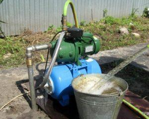 Дачная очистка воды