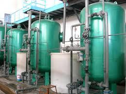 Ионная очистка воды 1