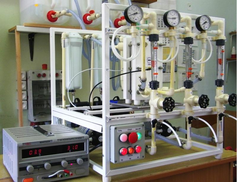 Лаборатория очистки воды
