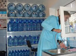 Очистка воды розлив