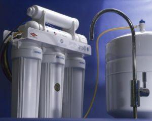 Подобрать систему очистки воды