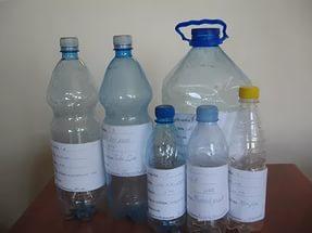 Выполнить анализ воды