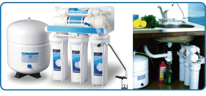 многоступенчатая очистка воды