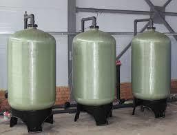 Очистка воды фильтры производство