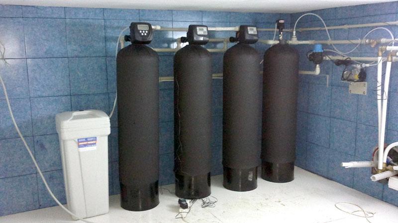Очистка воды железа купить