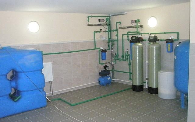 Очистка скважинной воды