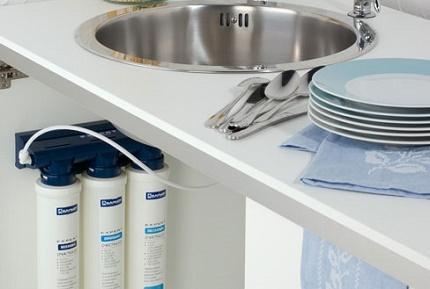 Очистка воды обзор
