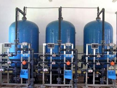 Очистка воды умягчение