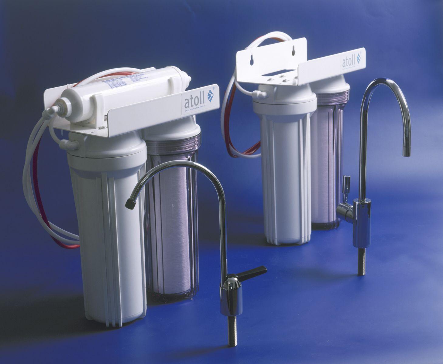 Производители систем очистки воды