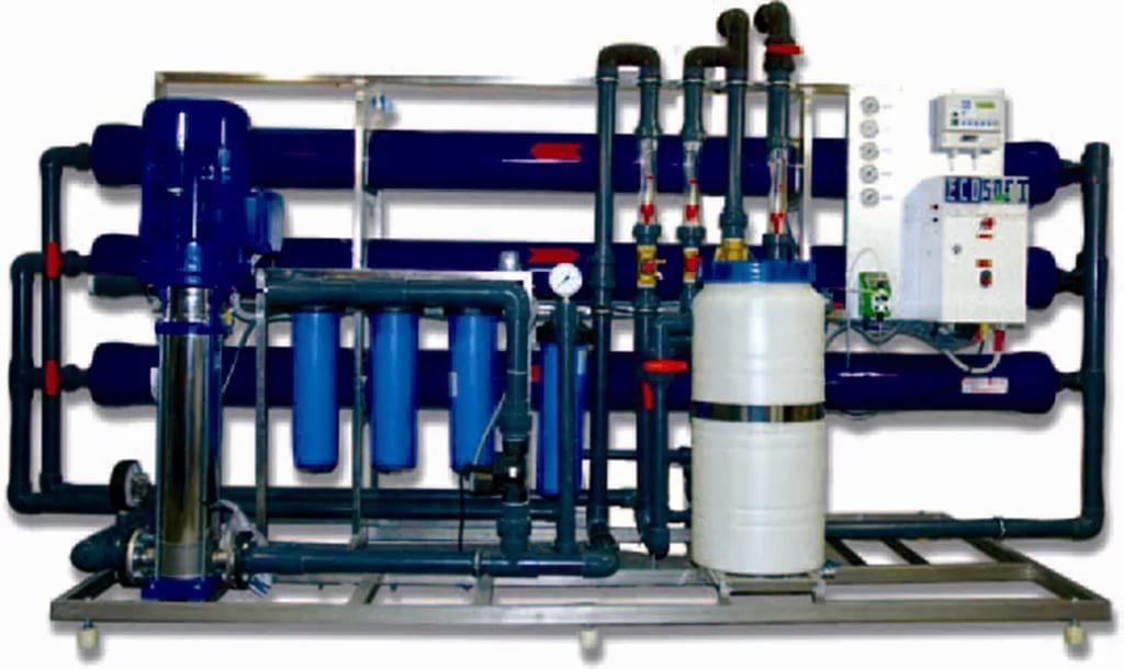 Производство установка очистки воды