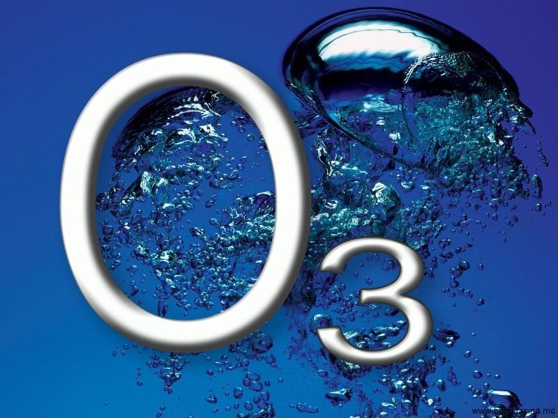 Система очистки воды озоном