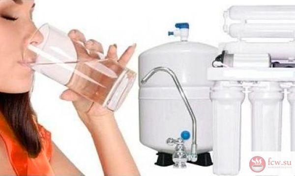 Требуется очистка воды