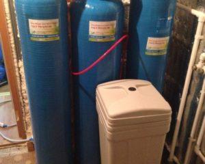 Система очистки воды на производстве , п. Березняки, Тюмень
