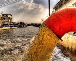 Предприятия – одни из основных источников загрязнения питьевой воды